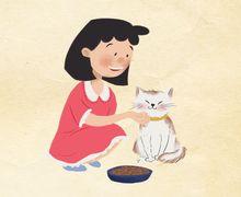Unduh 61+  Gambar Kucing Yang Mudah Paling Baru Gratis