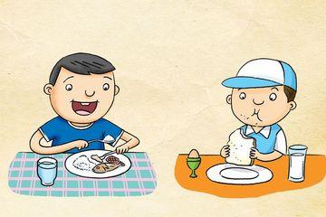 Agar Tubuh Tetap Sehat Hindari Makanan Ini Saat Makan Malam Yuk
