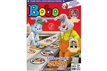 Mengenal Sushi Makanan Dari Jepang Yang Ada Di Majalah Bobo