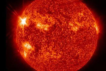 Dugaan Banyak Orang Salah Warna Bintang Yang Paling Panas Bukan Oranye Ini Yang Benar Semua Halaman Bobo