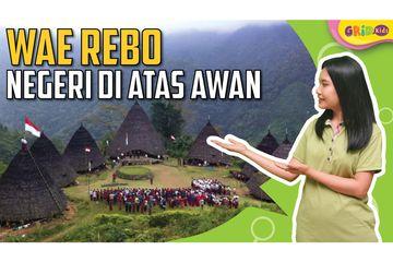 Wah Desa Di Flores Ini Dijuluki Sebagai Desa Terindah Di Indonesia Bobo