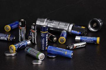 Baterai Alarm Antuk Keamanan Rumah