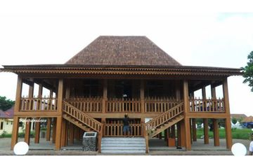 Rumah Limas, Rumah Tradisional Sumatera Selatan