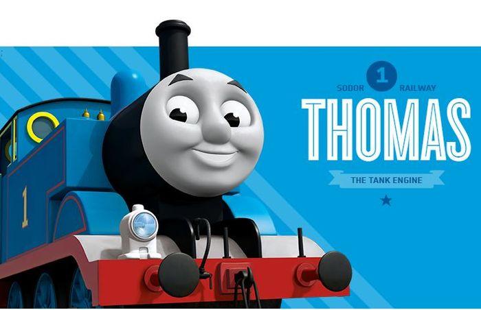 Gambar Kereta Api Kartun Berwarna Ini Nama Asli Kereta Uap Di Kartun Thomas And Friends Sudah Tahu Semua Halaman Bobo