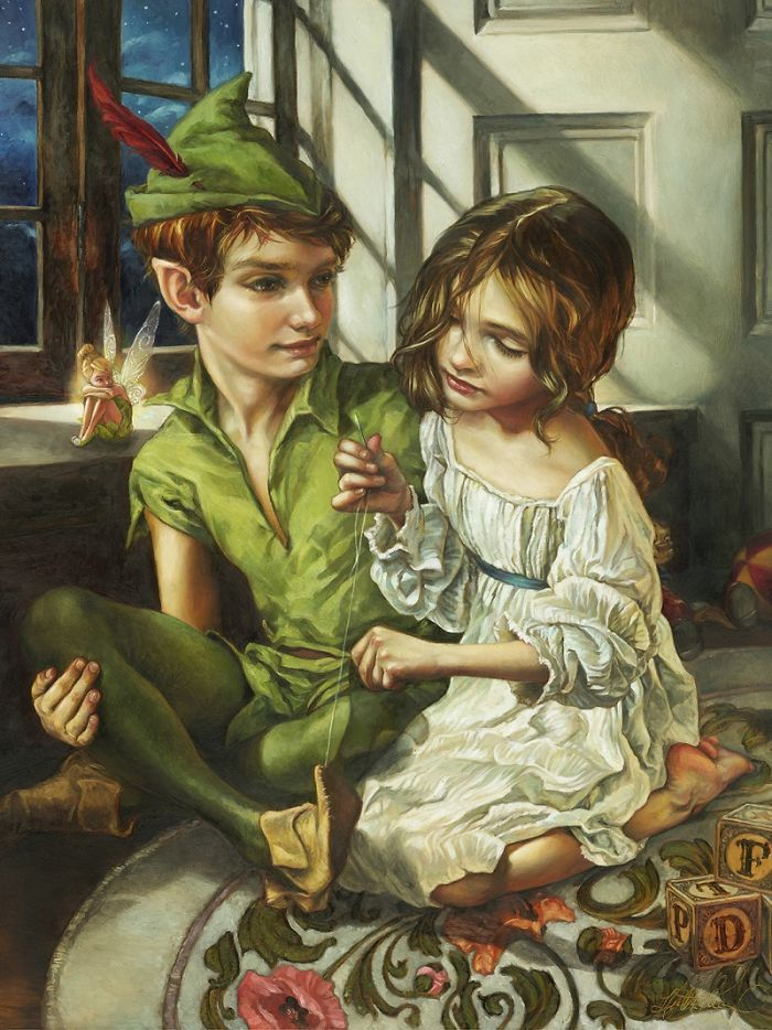 Peter Pan dan Wendy