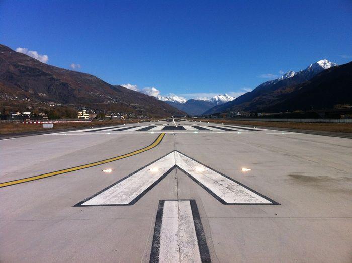 Bandara Aosta Valley