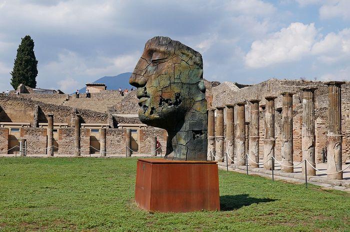 Wah, Catatan Sejarah Bencana Alam Pompeii Ternyata Salah! Ada Apa, ya?