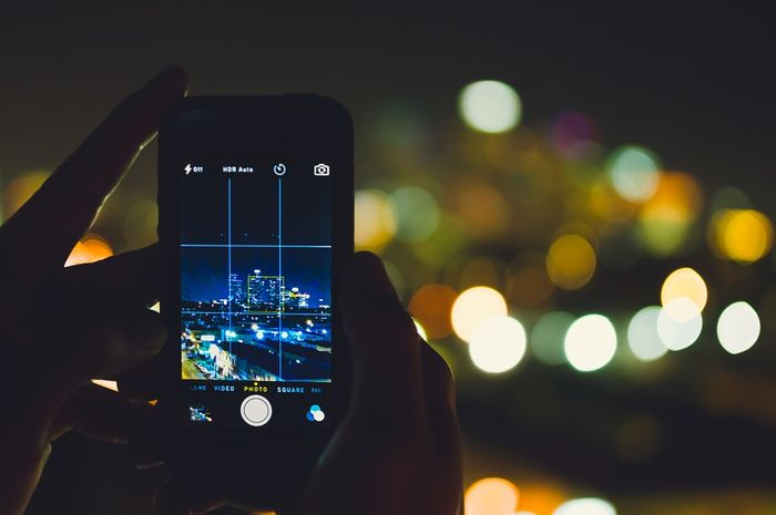 Tips Foto Pemandangan Di Malam Hari Menggunakan Ponsel Android
