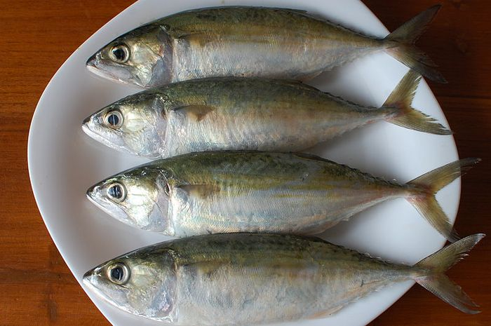 Sea fish is high in omega-3
