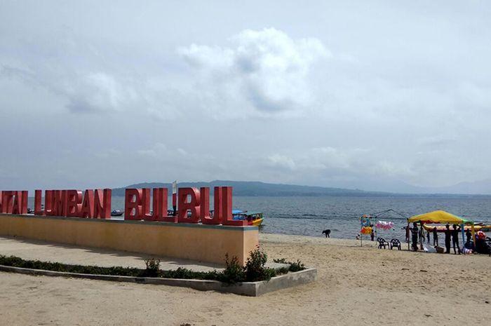 Pantai Lumban Bulbul Pantai Air Tawar Di Balige Semua