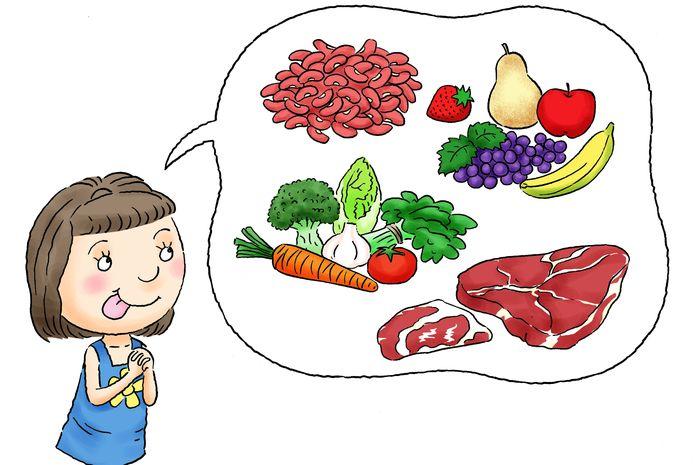 Inilah Warna Warna Yang Bisa Meningkatkan Nafsu Makan Bobo