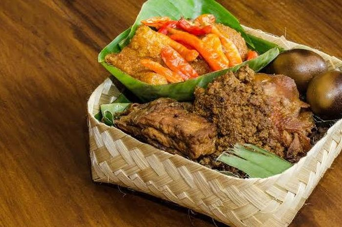Gudeg Makanan Tradisional Asal Yogyakarta Semua Halaman Bobo