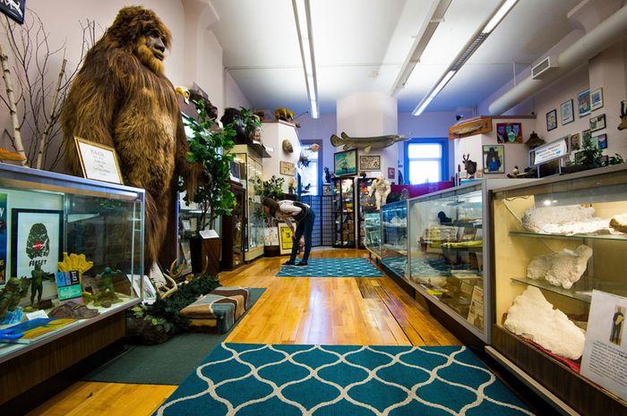 3726f726505 Ini dia lima museum yang terubik dan teraneh di dunia. Foto:  travelnadleisure.com