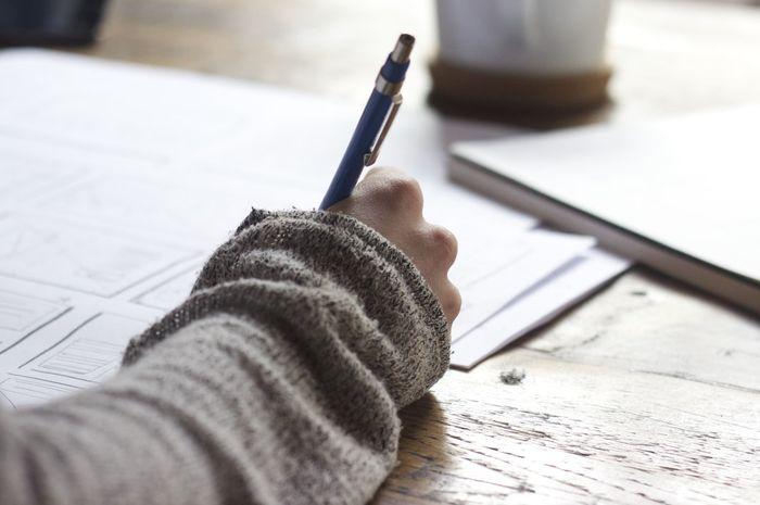 Ingin Tulisan Jadi Lebih Indah Dan Rapi Coba 4 Cara Mudah Ini Yuk Semua Halaman Bobo