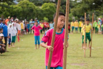 Rangkuman Dan Soal Permainan Tradisional Anak Materi Belajar Dari Rumah Untuk Smp Semua Halaman Bobo