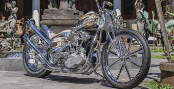 Harley-Davidson Knuckle Head Falcon