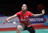 Hasil Thailand Masters 2020 - Tampil Dominan, Gregoria Lolos ke Babak Kedua