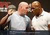Sudah Mendukung 100 Persen, Bos UFC Bakal Sambangi Mike Tyson