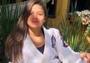 VIDEO - Seorang Gadis Patahkan Tangan Maling Dengan Teknik Ngeri Ala UFC