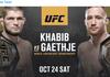 UFC 254 - Sejarah Bilang Justin Gaethje Bakal Kalahkan Khabib Nurmagomedov