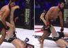 VIDEO - KO Langka! Satu Injakan Petarung MMA Ini Bikin Lawan Langsung Kaku