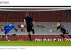 Hasil Liga Inggris - No Vardy No Party, Arsenal Kalah di Kandang Sendiri