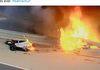 Cerita Tim Medis Soal Kondisi Helm dari Romain Grosjean Usai Kecelakaan Horor