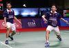 Thailand Open II 2021 - Rival Adu Tengil Marcus/Kevin Dapat Kemenangan Hibah dari Raja Superseries