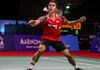 Link Live Streaming Thailand Open II 2021 - Anthony Ginting Berlaga Hari Ini