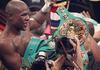 Fotonya Dipampang di Sabuk WBC, Floyd Mayweather Girang