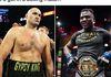 Pakai Peraturan Tak Biasa, Tyson Fury Ingin Duel Lawan Francis Ngannou