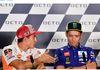 Marquez: Rossi Belum Pensiun karena Suka Balapan, Saya Tak Berada Dalam Situasinya