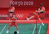 Olimpiade Tokyo 2020 - Hasil Drawing dan Jadwal Perempat Final Bulu Tangkis Ganda Putra