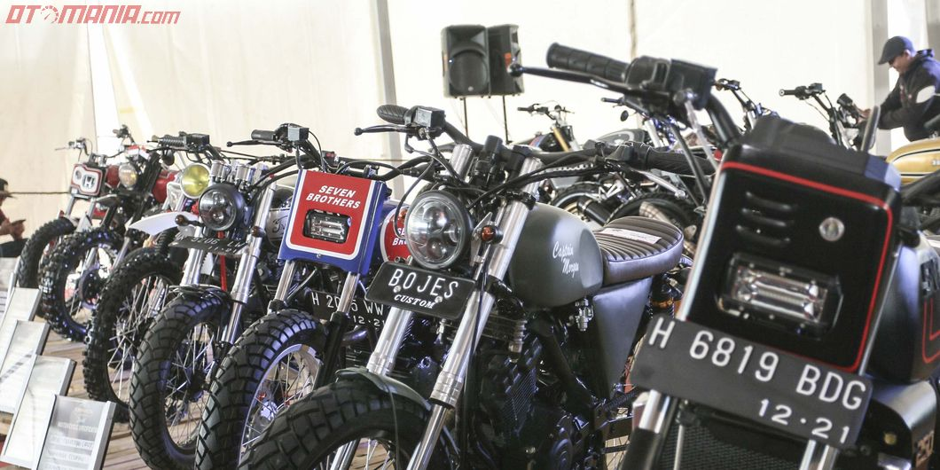 Kontes Modifikasi, Suryanation Motorland Battle 2018 Semarang - Photo : Indra Kurniawan