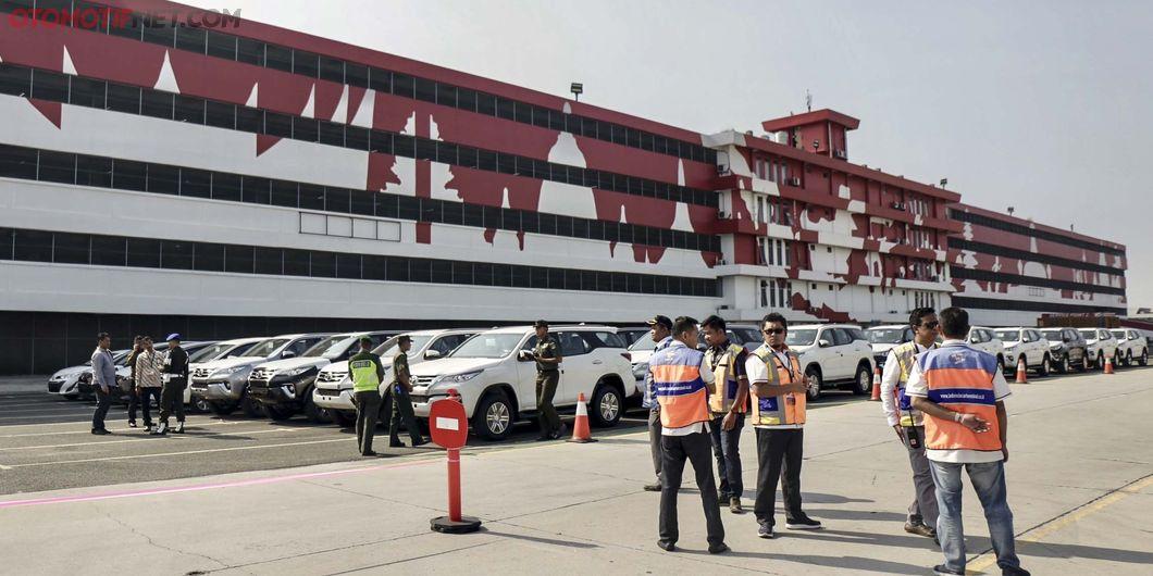Fortuner, Seremoni Ekspor Sejuta Unit Toyota Indonesia - Photo: RR Inne Aveline