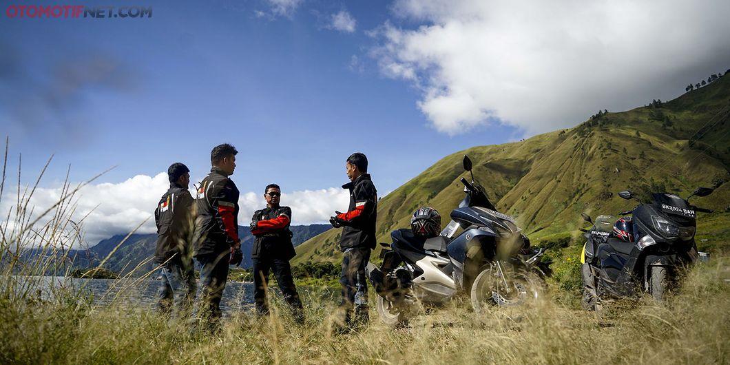 Perjalanan MAXI YAMAHA Tour de Indonesia etape West 1 Sabang – Medan, Photo : Rianto Prasetyo
