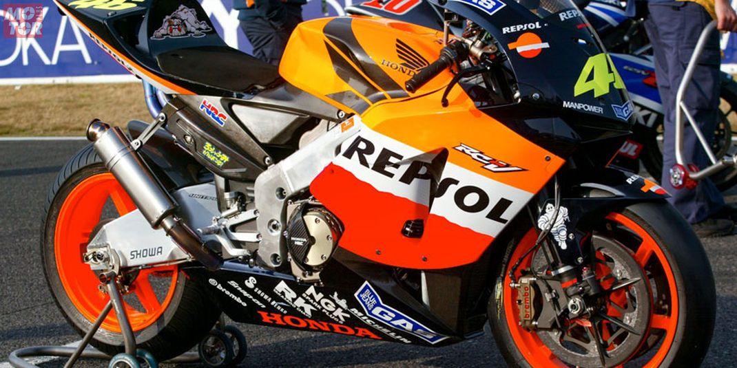 Honda RC211V 2003