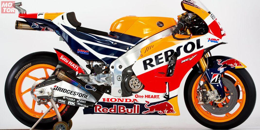 Honda RC213V 2015
