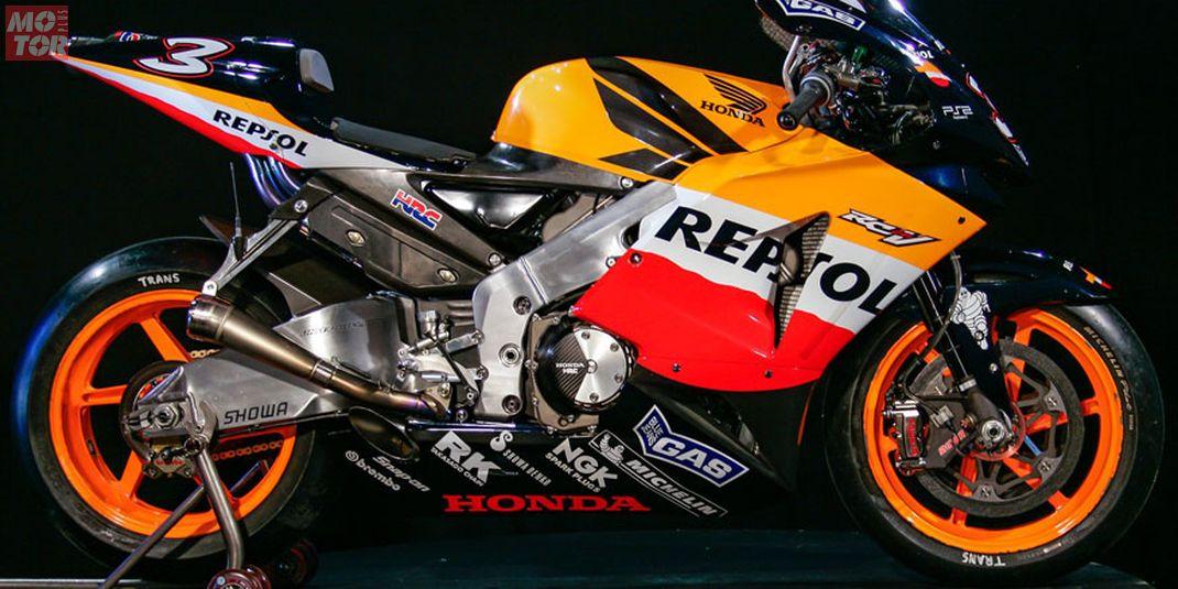 Honda RC211V 2005