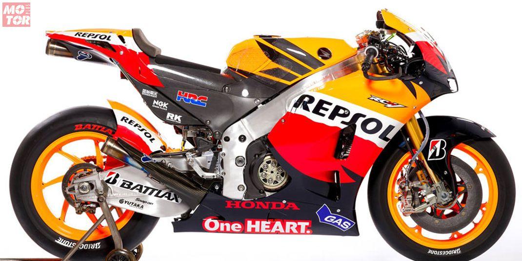 Honda RC213V 2012