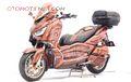 Firaun Hidup Lagi, Tengok Saja Yamaha XMAX 250 Ini