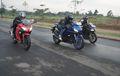 Kawasaki Ninja 250, Yamaha R25 Seken, Harga di Bawah Rp 45 Jeti, Bro!