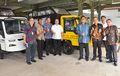 Kemenperin Donasikan 5 Unit Kendaraan Multiguna AMMDes ke Sulteng