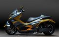PCX Robot, Inspirasi Modif Honda PCX Lebih Garang dan Futuristik