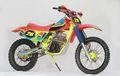 Simsalabim...Honda Tiger Dimodifikasi Jadi Motor Trail Dengan Bodi Vintage