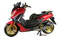 Yamaha NMAX Tampil Mencolok Tapi Elegant, Main Upgrade Habis Rp 16 Juta