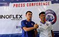 Arema FC Bocorkan Alasan Tak Jual Jersey Pramusim ke Publik