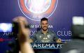 Gabung Arema FC, Jonathan Bauman Tak Sabar Ingin Rasakan Dukungan Aremania