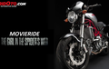 Sinopsis The Girls in The Spider's Web: Dibalik Cewek Tomboy yang Mengendarai Ducati Berkelir Hitam
