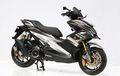 Yamaha Aerox 155 Seken, Ganti Per Sok Depan Jupiter MX, Gak Mentok Deh
